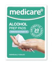 Medicare Alcohol Preparation Pads